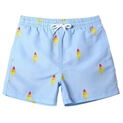 MaaMgic Kids Toddler Little Boys Swim Trunks Quick Dry with