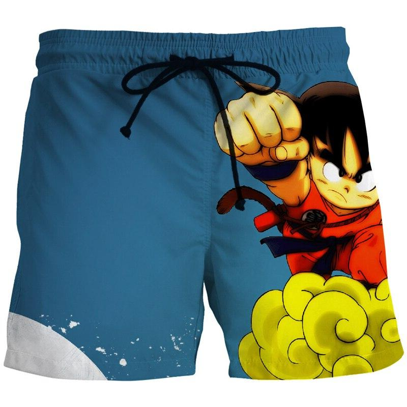 2019 long pants dragon ball shorts cheap