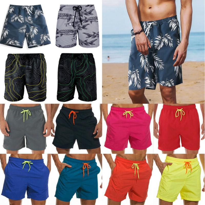 lo 2019 men swimming board shorts swim