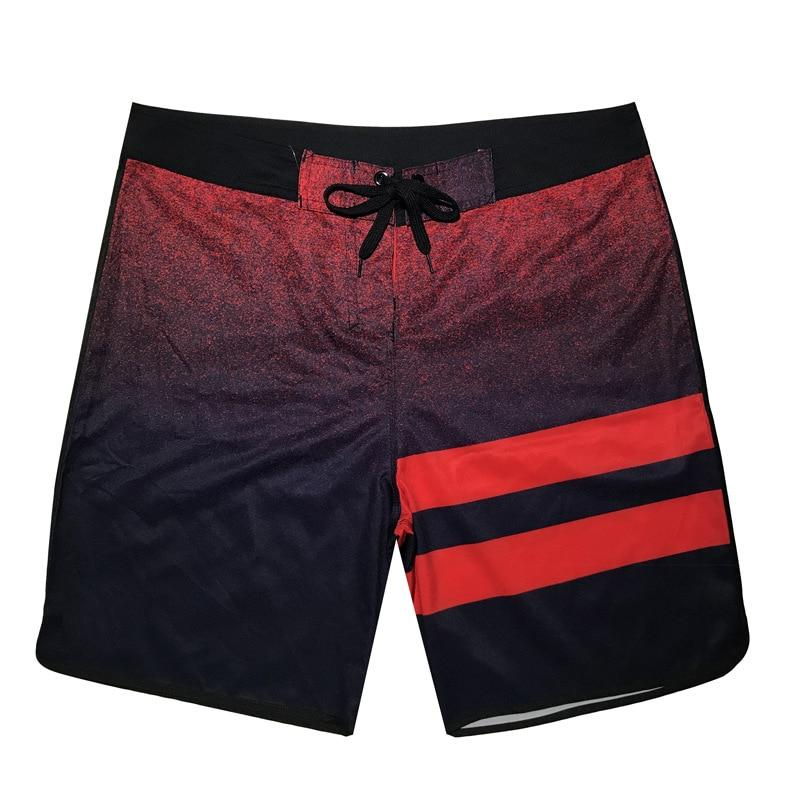 2019 Summer Quick Dry Shorts Elastic Surfing Fitness Shorts