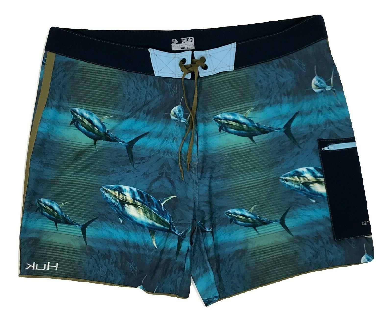 Men's Swim Blue Ocean