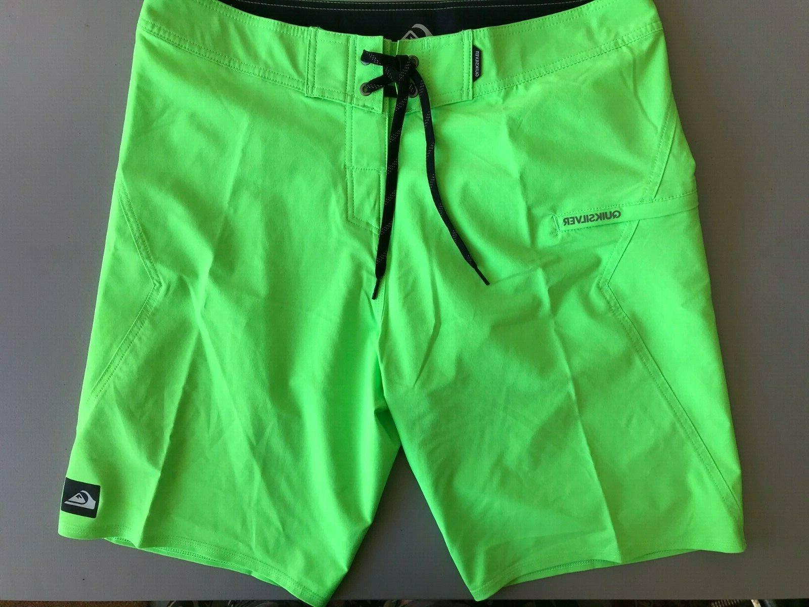 "$50 Quiksilver Size Everyday Kaimana 21"" Board Shorts Swim Summer"