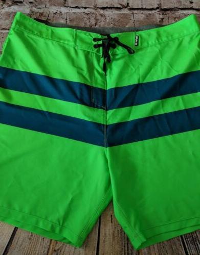 """$55 Phantom Blackball 18"""" Board Shorts"""
