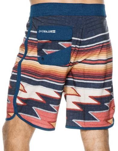 $55 X Swim Blue Orange Men's Size