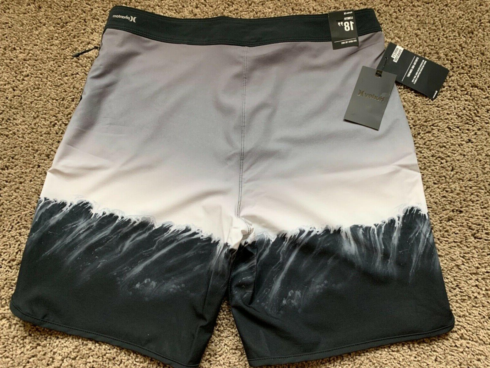$65 - HURLEY PHANTOM MENS SHORTS 34 18