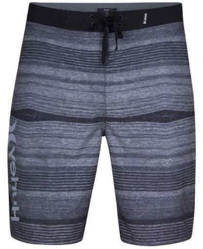 Hurley 20 Inch Phantom Sandbar Board Shorts Black Mens Size