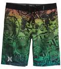 Hurley Big Boys' Collage Boardshort Swim Surf Shorts size 20