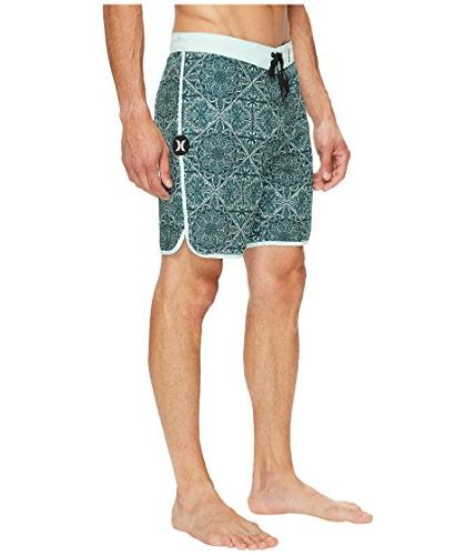 "Hurley Phantom Casa 18"" Boardshorts Foam Swimsuit Bottoms"