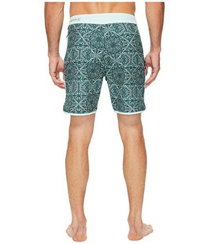 "Hurley Men's Phantom Casa 18"" Boardshorts Swimsuit Bottoms"