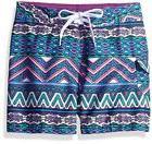 Kanu Surf Big Girls' Carrie Boardshort, Purple, Medium
