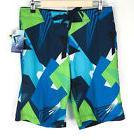 Kanu Surf Mens Size 32 Board Shorts Surf Vertigo Swim Trunks