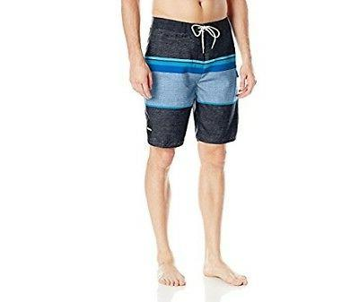 NEW RIP CURL SURF ALL TIME BLACK  BOARDSHORT SIZE 34 BOARD S