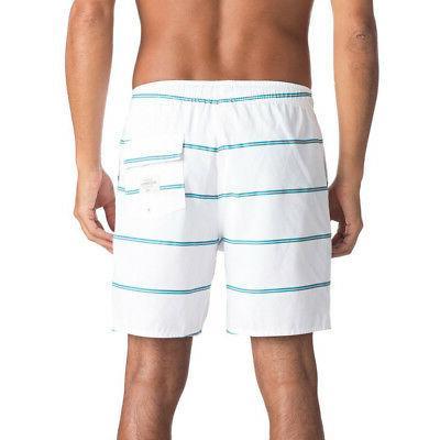 Quiksilver Men's Waterman Boardshorts White
