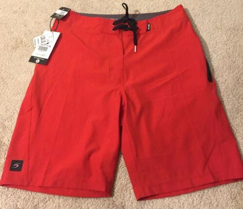 Red Elastostretch 3 NEW Men's NWT