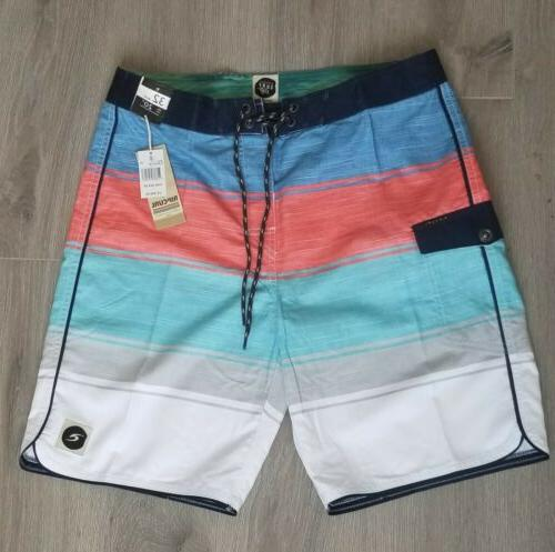 all time boardshorts size 32 brand new