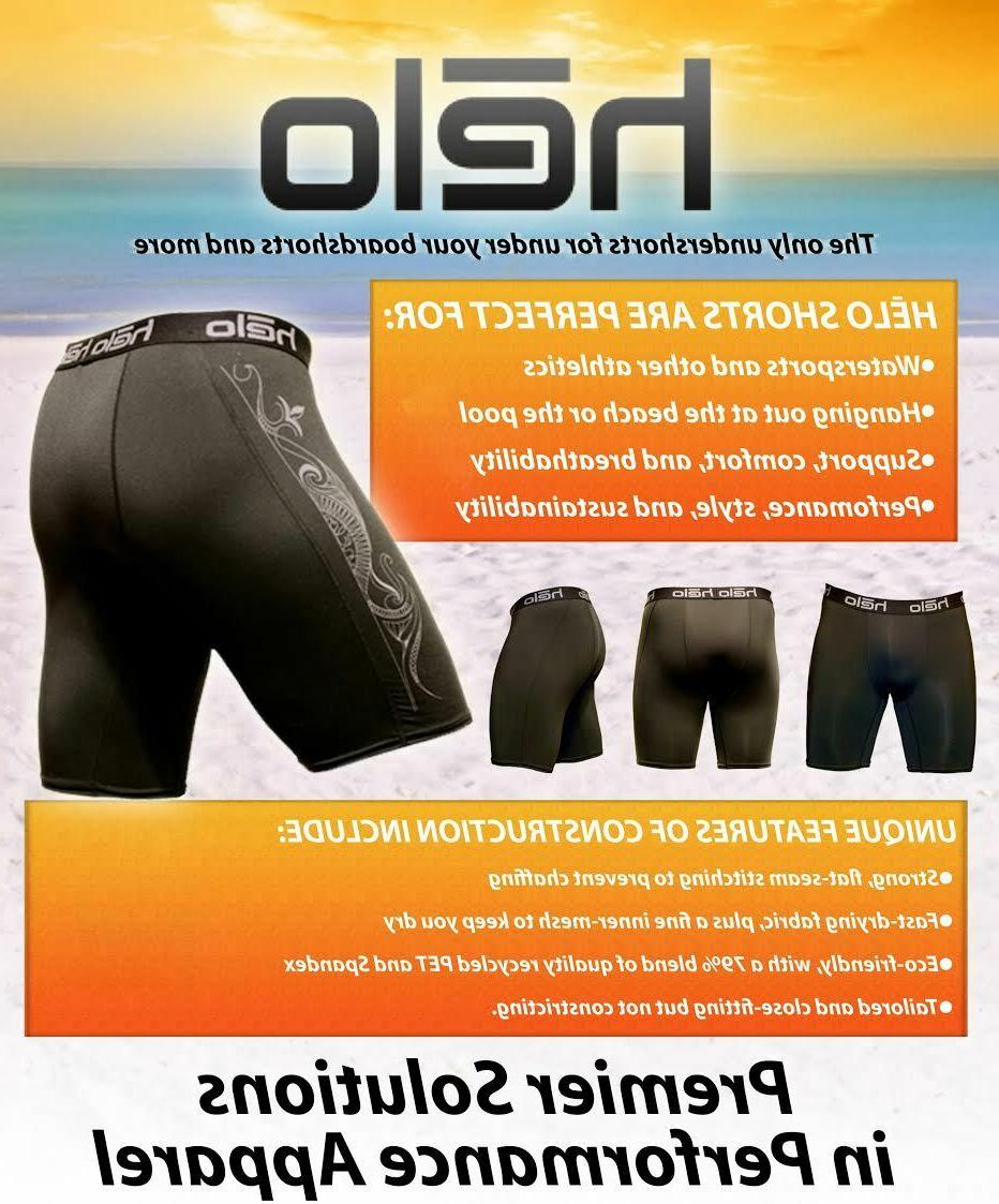Helo Anti-Chafe mesh Shorts Underwear