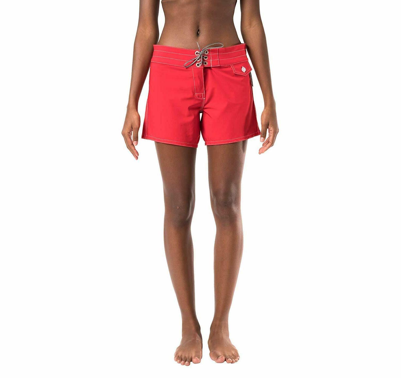 birdwell women s stretch board shorts long