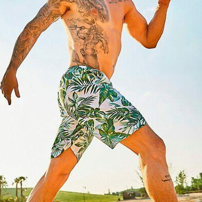 Board Shorts Men High Quality Beach Surfing