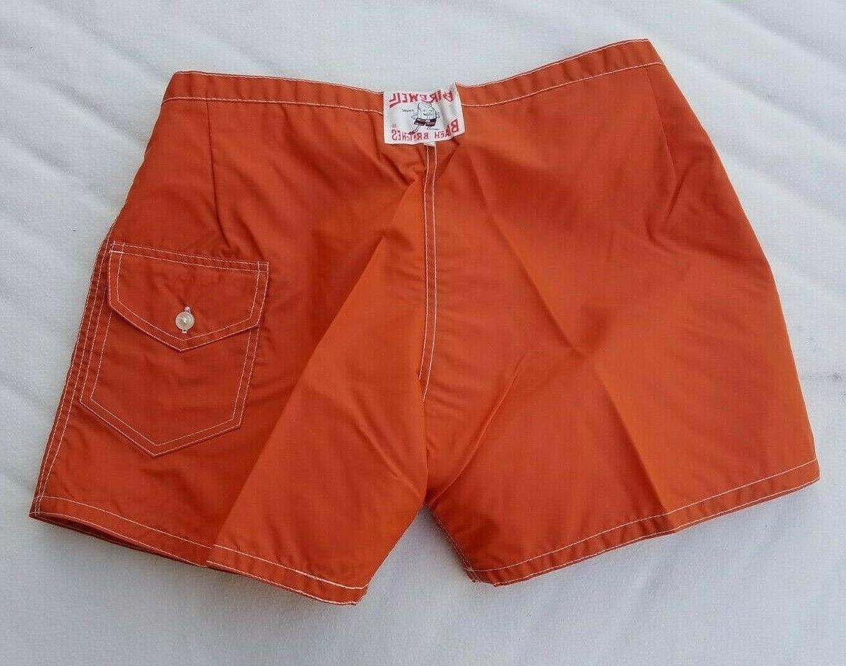 Birdwell Shorts Trunks Orange