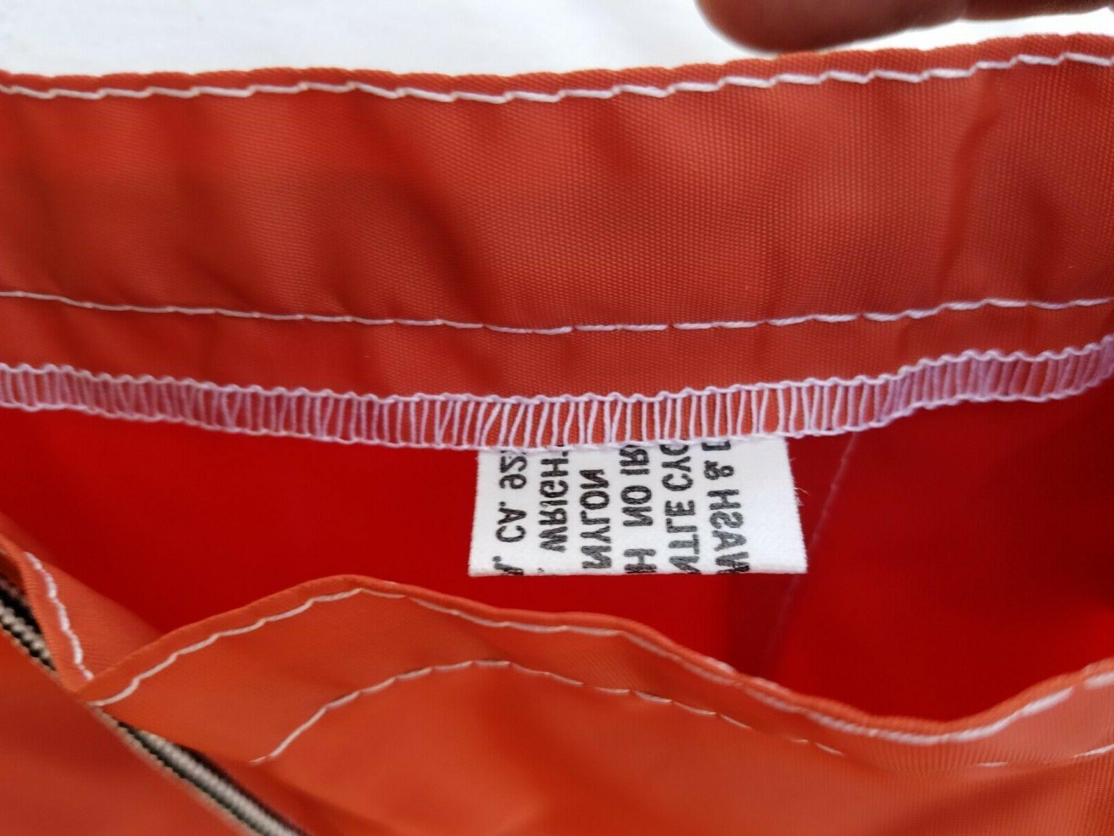 Birdwell Britches Shorts Size Trunks Rustic Orange