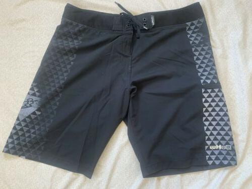 DA Board Shorts Size Hawai'i Oahu Grey
