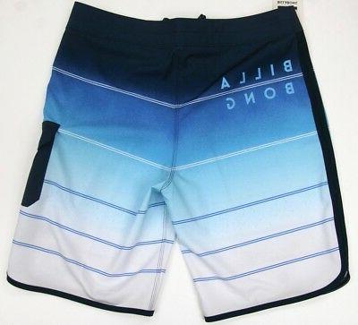Billabong Platinum 73 Stripe Shorts