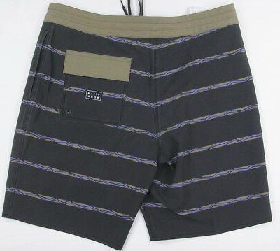"Billabong Boardshorts Recycler Lo Tide 19"" Shorts Swimwear Surf"