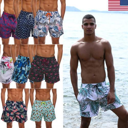 Boys Swimming Shorts Shorts Swimwear Summer New