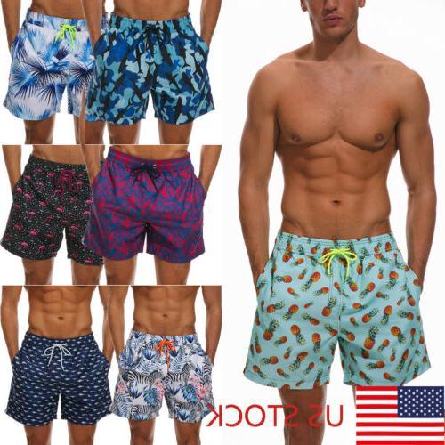 boys mens swimming board shorts swim shorts