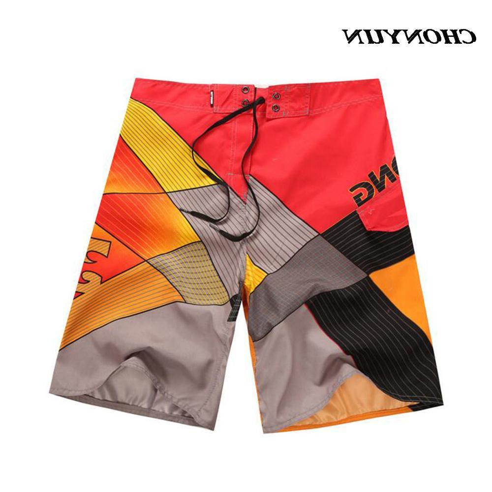 Brand Board <font><b>Boardshorts</b></font> Beach For Swimming Bermuda Swimsuit Man Swimwear Trunks Surfing Short