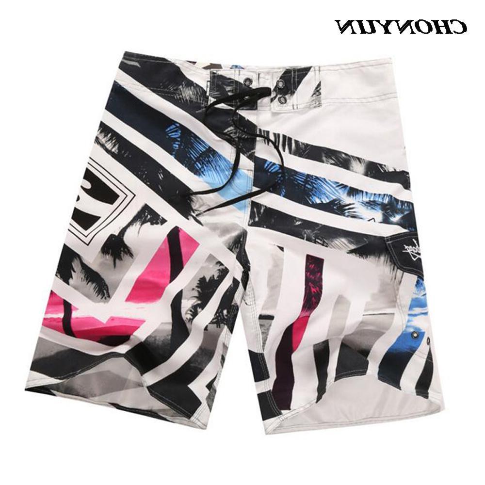 Brand Board <font><b>Boardshorts</b></font> Beach Swimsuit Swimwear Trunks Surfing