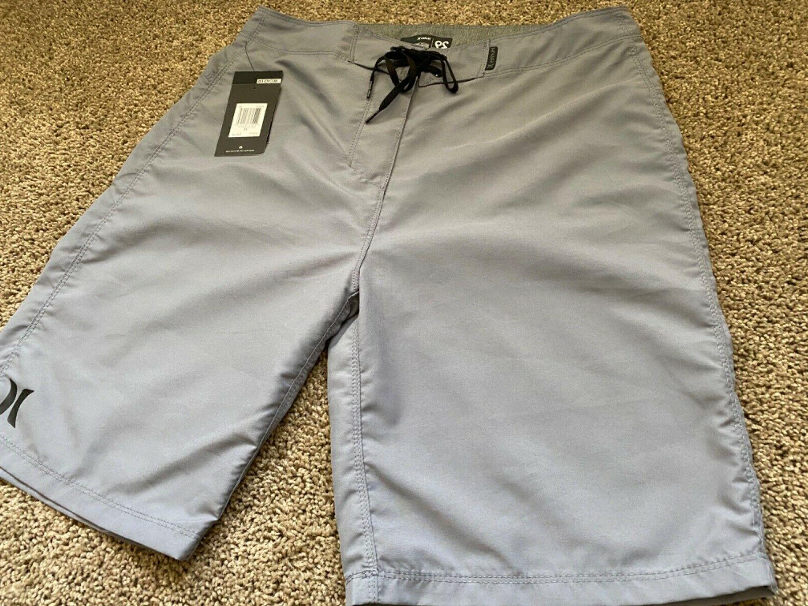 BRAND HURLEY MENS BOARD SHORTS AND SIZE 29 30 31 38 21