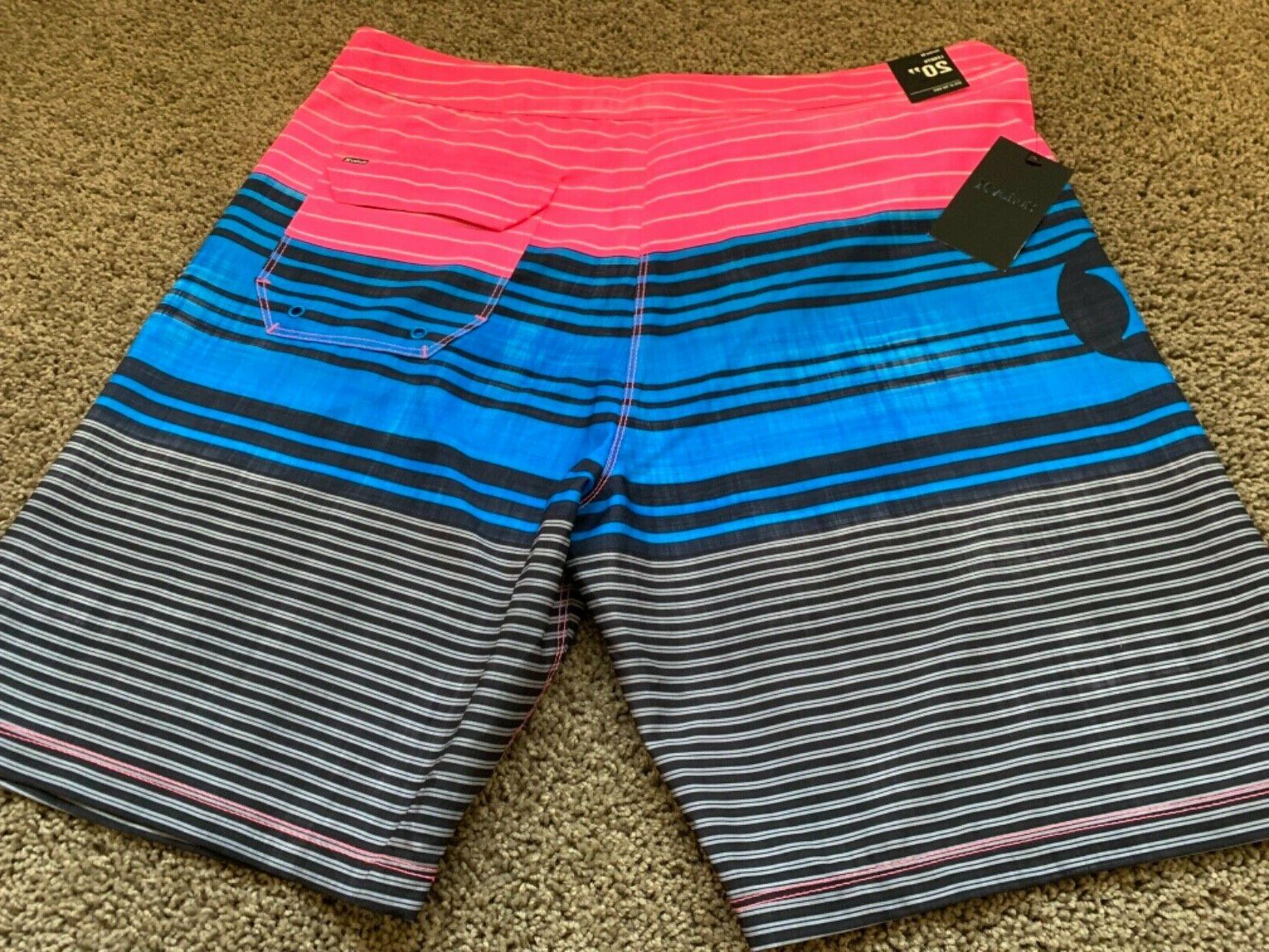 SS PINK BLUE MENS BOARD 30 32 33 34 x