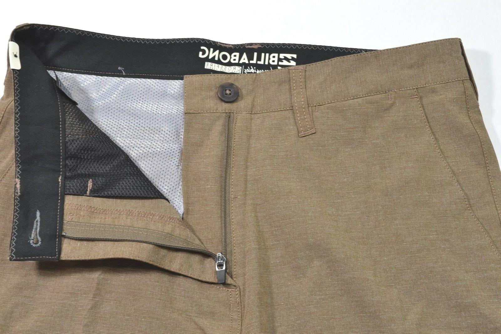 Billabong Brown Submersibles Shorts