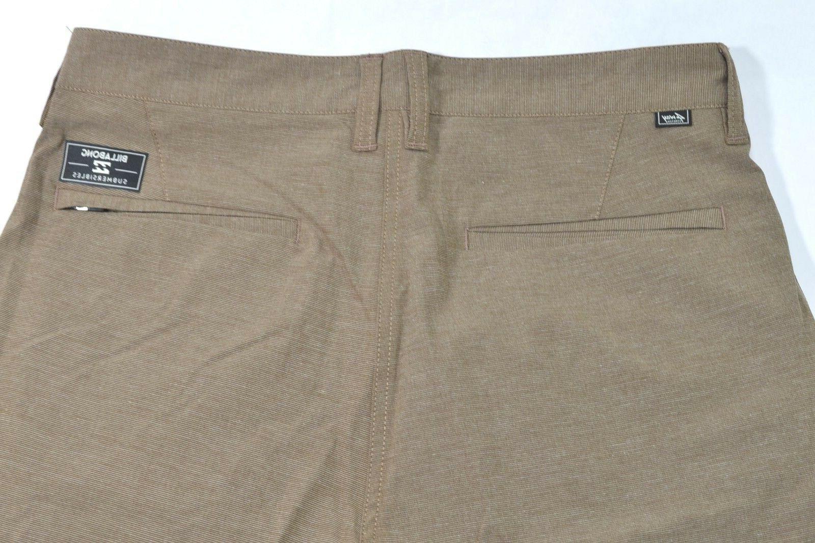 Billabong Brown Submersibles Men's Shorts