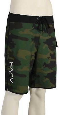 RVCA Eastern Boardshorts - Camo - New