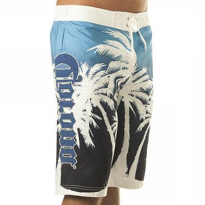 extra boardshorts mens palms swim trunks shorts