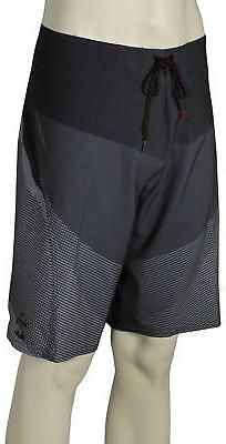 Billabong Fluid X Boardshorts - Charcoal / Grey - New