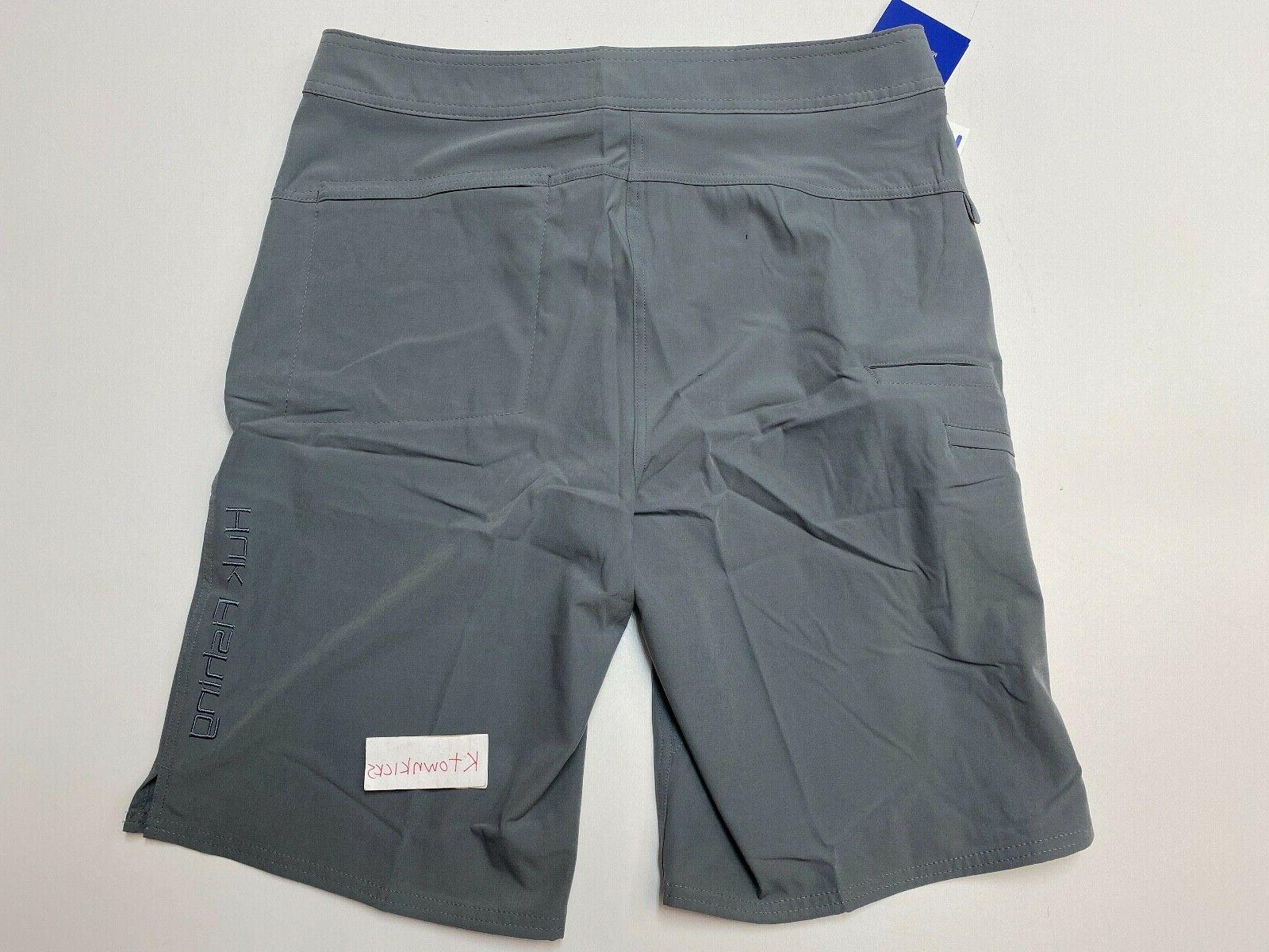 Huk Board Shorts Size