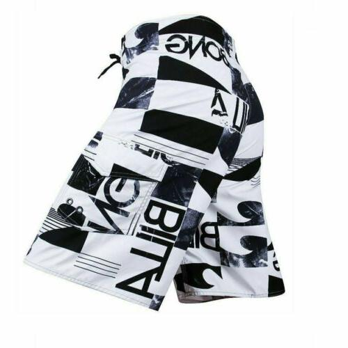 Hot Quick-Dry Pants Boardshorts Surf Board
