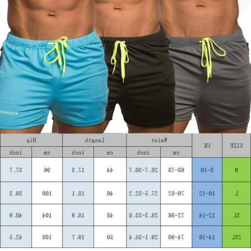 HOT Men's Gym short casual summer beach Short
