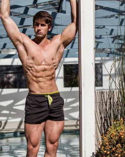 HOT Gym casual summer pants Board Short
