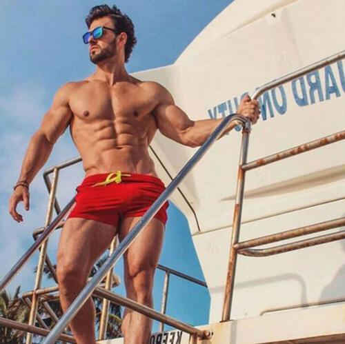 HOT Men's Sports Gym summer Short