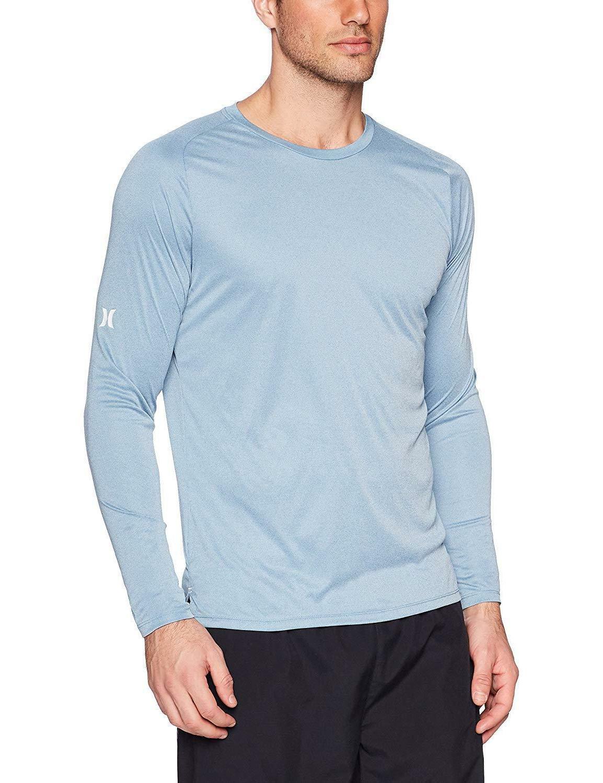 Hurley Nike Long Sleeve Sun Protection
