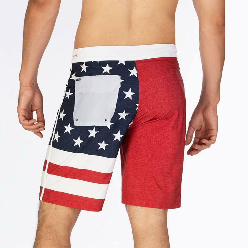 """Hurley Men'S Cheers Flag 20"""" Boardshort"""