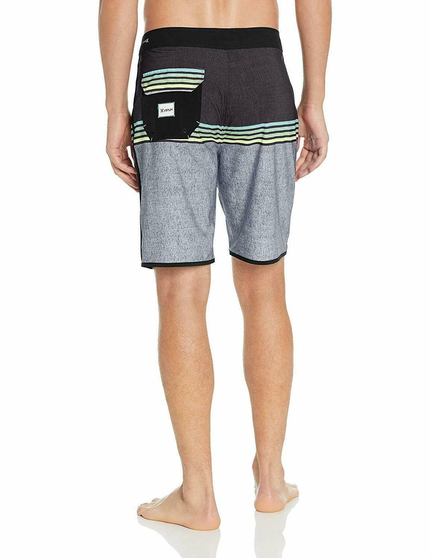 "Hurley Men's Printed 20"" Boardshort Swim Short"