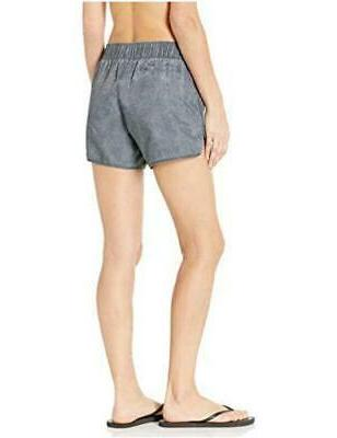Hurley Supersuede inch Board Swim Anthracite,