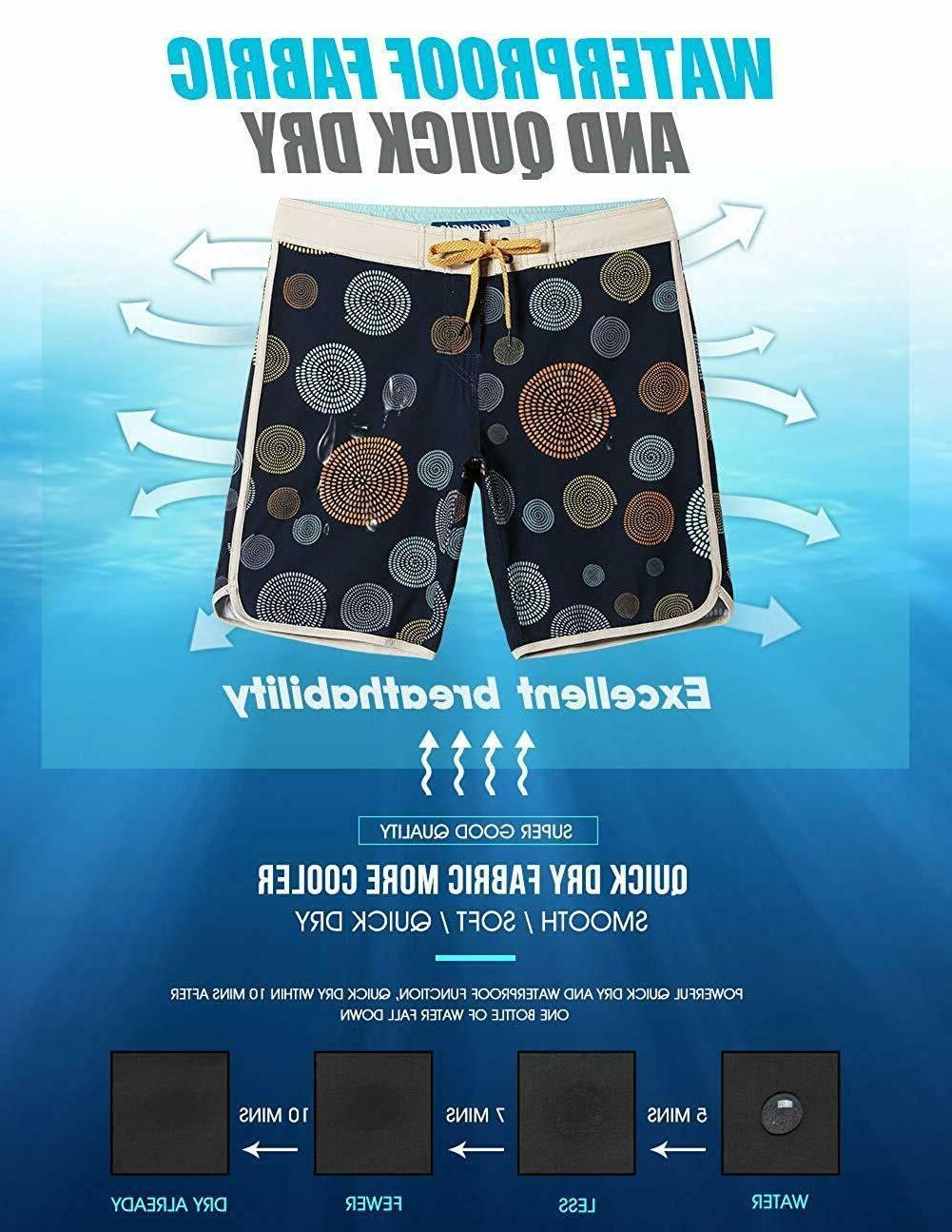 4 Way Stretch Trunks Shorts Funny Qucik Dry