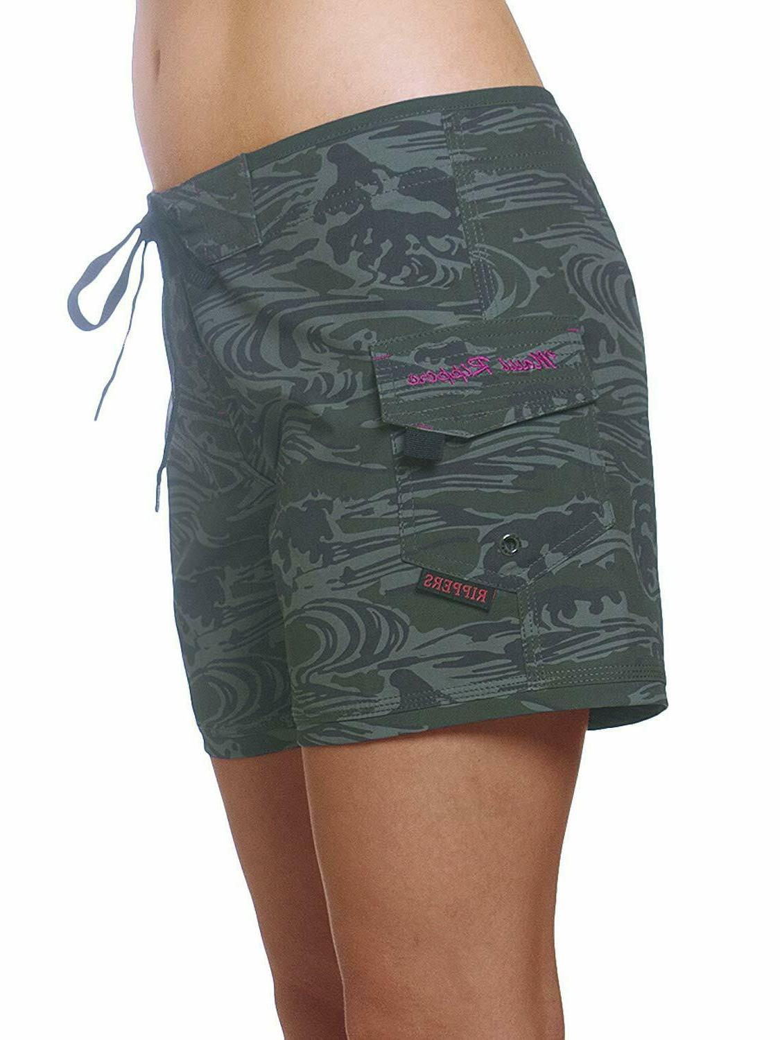 Maui Rippers Stretch Boardshorts