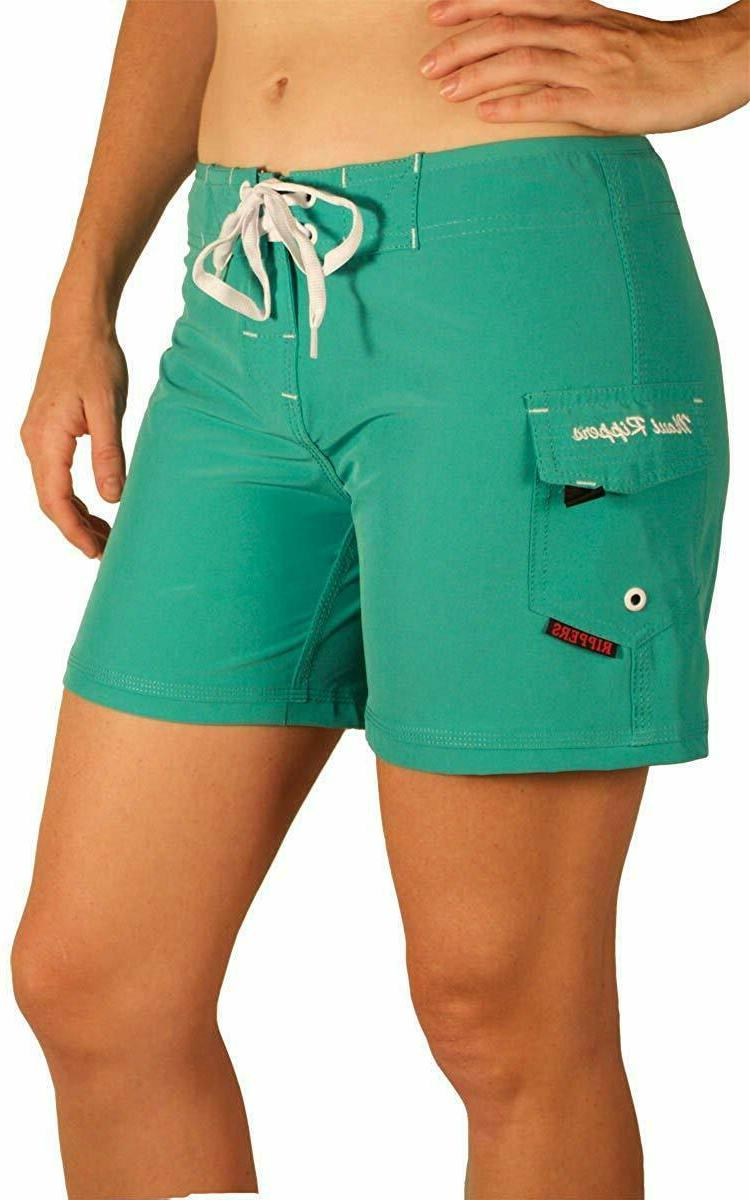 maui rippers womens 4 way stretch 5